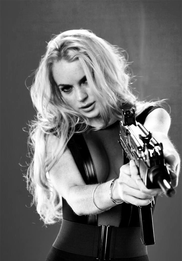 lindsay lohan machete. Lindsay Lohan new Machete