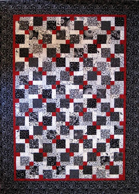 Valentine Quiltworks: Disappearing 9 Patch Quilt : disappearing patch quilt - Adamdwight.com