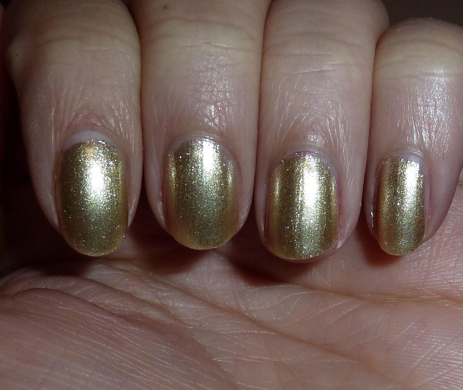 NailsByStephanie: Favorite Nail Polish Of The Month: GOSH