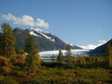 Camping in Alaska Fall2002