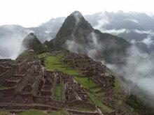 Machu Picchu, Peru Spring 2007