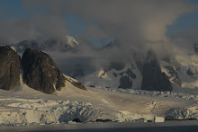 Mainland of Antarctica Winter 2008