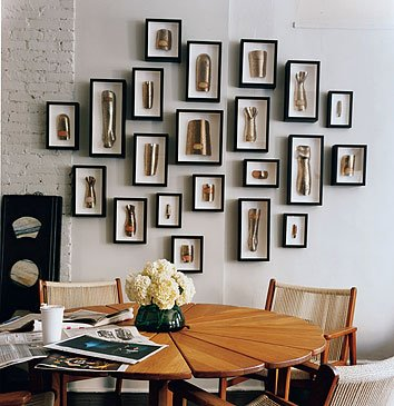 How To Make A Gallery Wall Make Yourself Perfect Gallery Wall Decor | Arts  And Classy