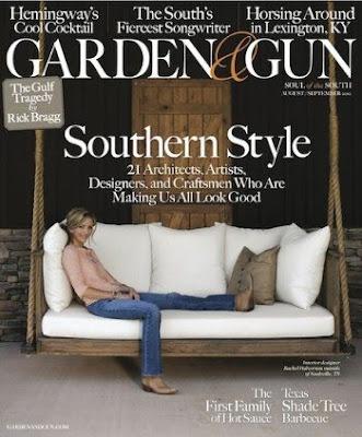 adorned abode garden and gun featured designer melissa rufty