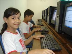 A Internet  nas Escolas