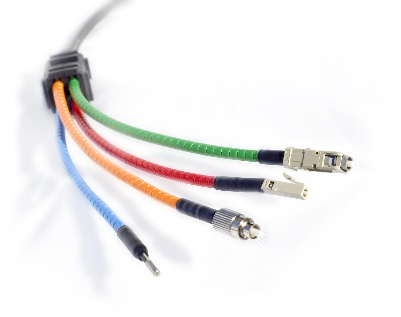 Optic fibre cable stripper