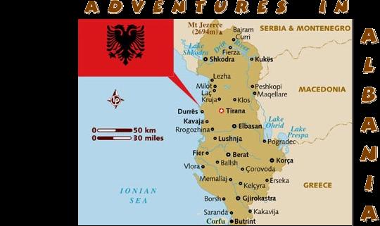 Adventures in Albania