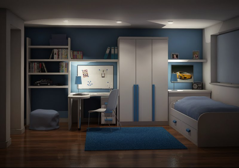 Displaying 11 Gallery Images For Kids Bedroom At Night