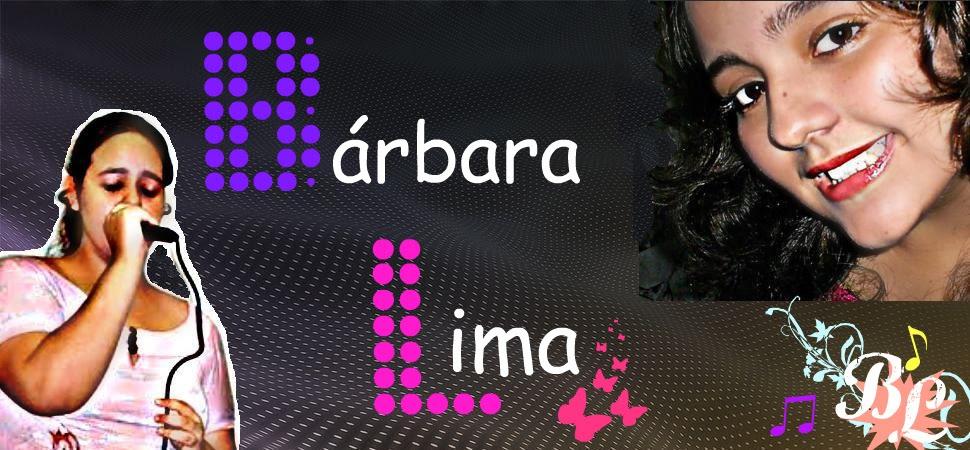 Cantora Gospel Bárbara Lima