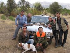 2009 av sezonu serin hisar avı