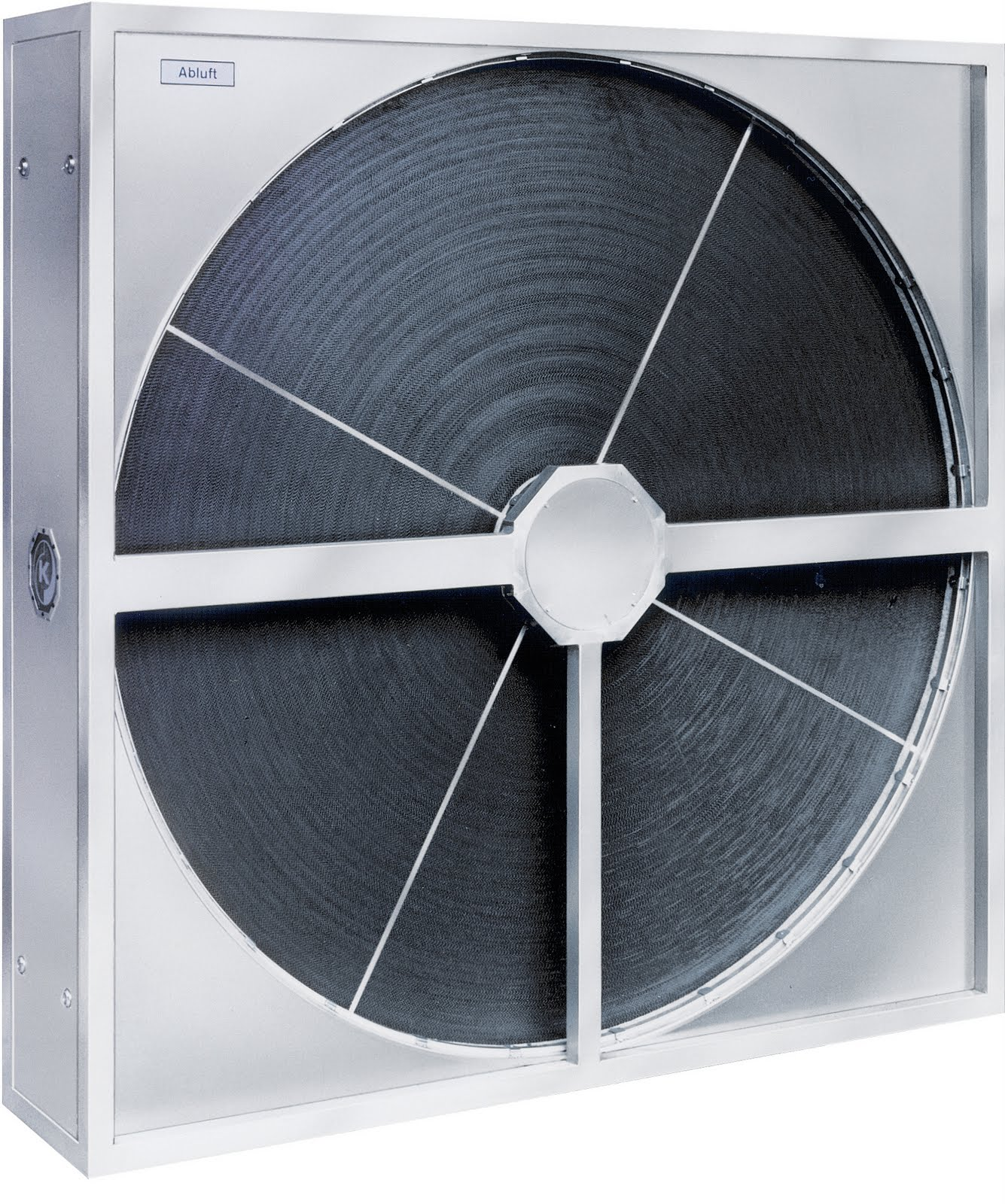 Energy Heat Recovery Wheel : Reznor warm air heaters provide cost savings for