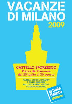 Vacanze di Milano