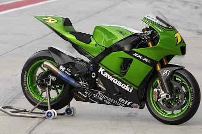New 2008 Kawasaki 250R