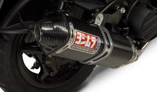 Knalpot Yoshimura for Yamaha Zuma 125