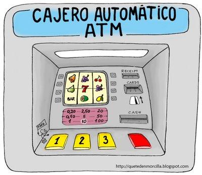 Julian andres leon parra sistema cajero automatico for Como cobrar en un cajero automatico