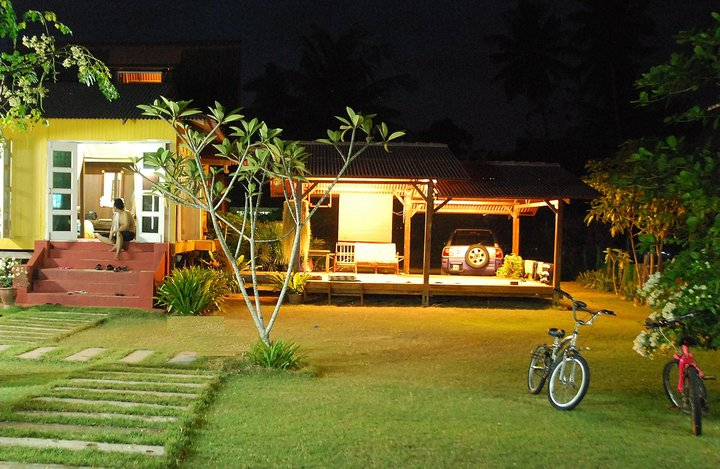 MALAYSIA NO 1 TRAVEL GUIDE: HOMESTAY KUALA SG BARU, MELAKA
