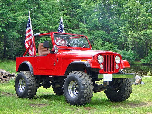 Jacked Up Jeep Renegade >> Jeep Renegade CJ7 Olongapo City Subic Bay