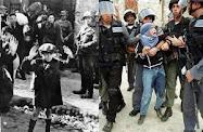 Israel repite el holocausto