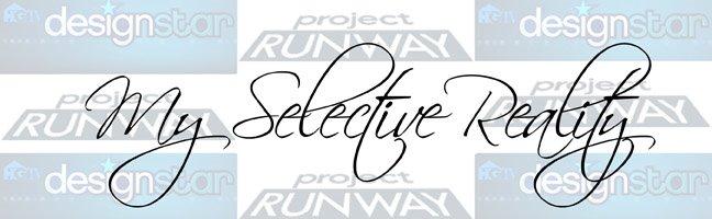 My Selective Reality