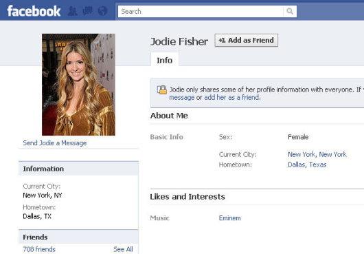 jodie fisher hp