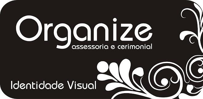 Identidade Visual - Organize Produções e Eventos