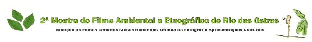 Mostra do Filme Ambiental e Etnográfico de Rio das Ostras