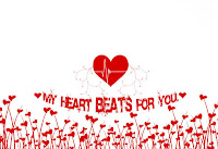 My Heart Beats 4 U Wallpaper