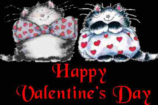Happy Valentine Cats Wishes