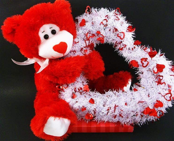Valentines Day Teddy Bear Wallpapers, Cute Valentines Day Teddy Bears