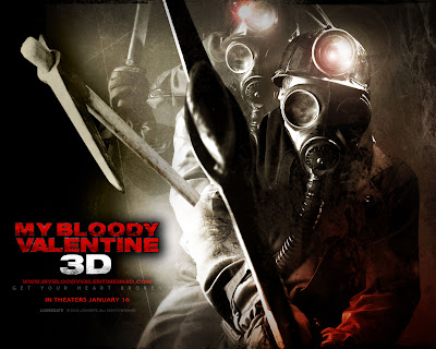 My Bloody Valentine 3D Wallpaper