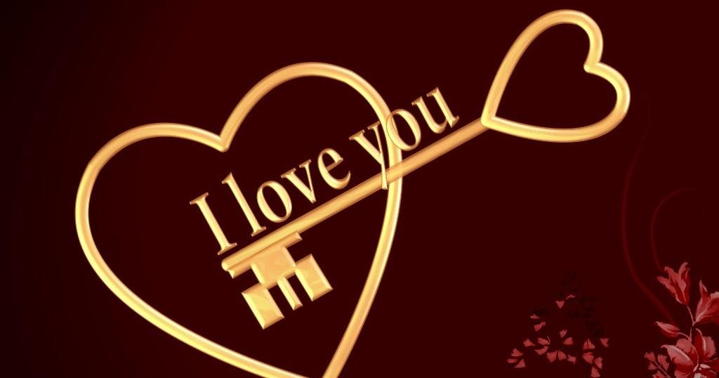 I Love You Wallpaper