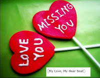 missing you my valentine wallpaper