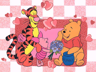 Disney Valentines Day Wallpaper