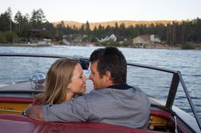 Couple on Boat Pictures