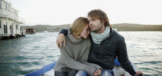 Valentine Couple On Boat Wallpapers