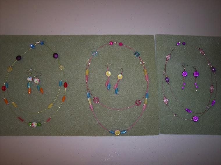 Atelier de bijoux le 21 mai 2010