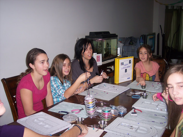 Atelier fête d'enfants