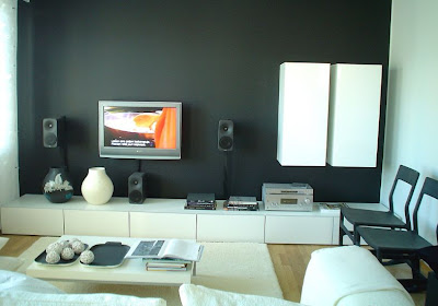 Living Room Paint Schemes on In Order To Make Your Living Room Looks As Modern Design  You Need To