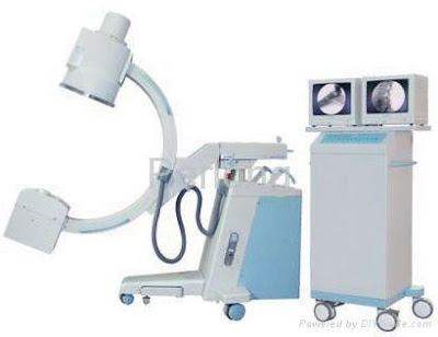 The X-Ray machine provided by Clinical Video system with high performance (7