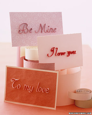 homemade i love you cards