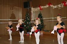 Presley at Ballet