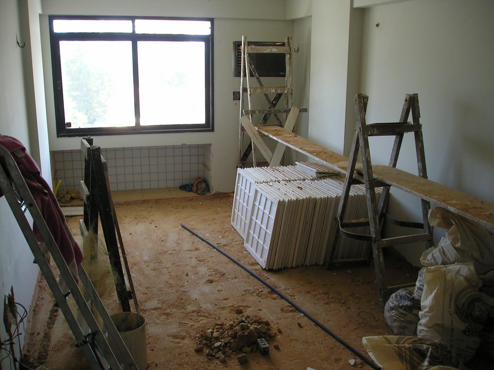 Ristrutturare un appartamento in Brasile - VIVERE IN BRASILE
