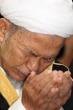 Doa Tuan Guru..Nik Abdul Aziz
