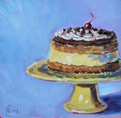 Artist Cake Images :