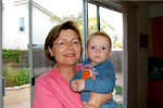 Ian and Grandma Susie