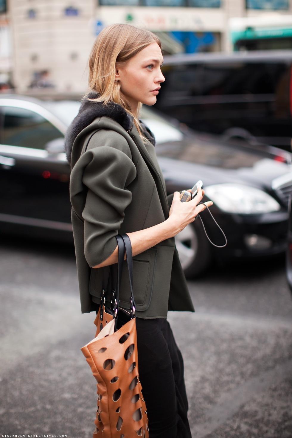 Fashion Fades Style Is Eternal Sasha Pivovarova