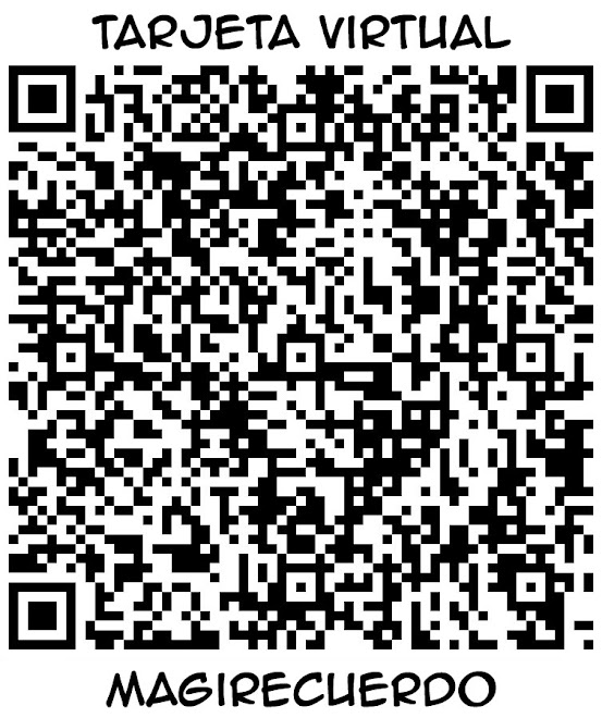 tarjeta virtual Magirecuerdo