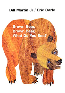 Brown Bear, Brown Bear, What Do You See-Best books for 3 year olds