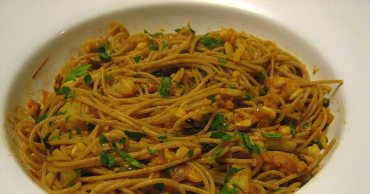 Sicilian cauliflower pasta recipe – Food ideas recipes