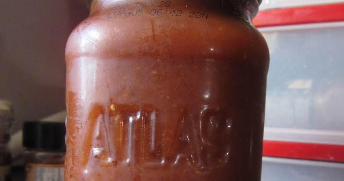 Recipes from 4EveryKitchen: Anthony's Spicy Bourbon BBQ Sauce